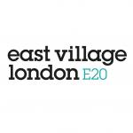 East Village- London E20 logo