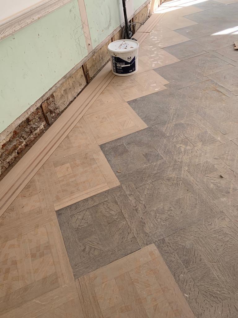 OSF - flooring repairs